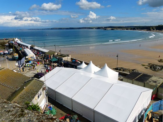 Newquay Fish Festival 2013 photos