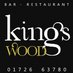 Twitter Bio - chef, owner of the Kingswood bar and restaurant an informal neigborhood restaurant in London Apprentice, St Austell, Cornwall. 01726 63780