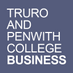 Twitter Bio - Truro & Penwith College Business Centre. Supporting businesses with high quality training and development solutions